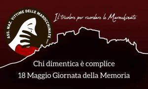 Giornata delle vittime delle marocchinate - Locandina della giornata delle Marocchinate