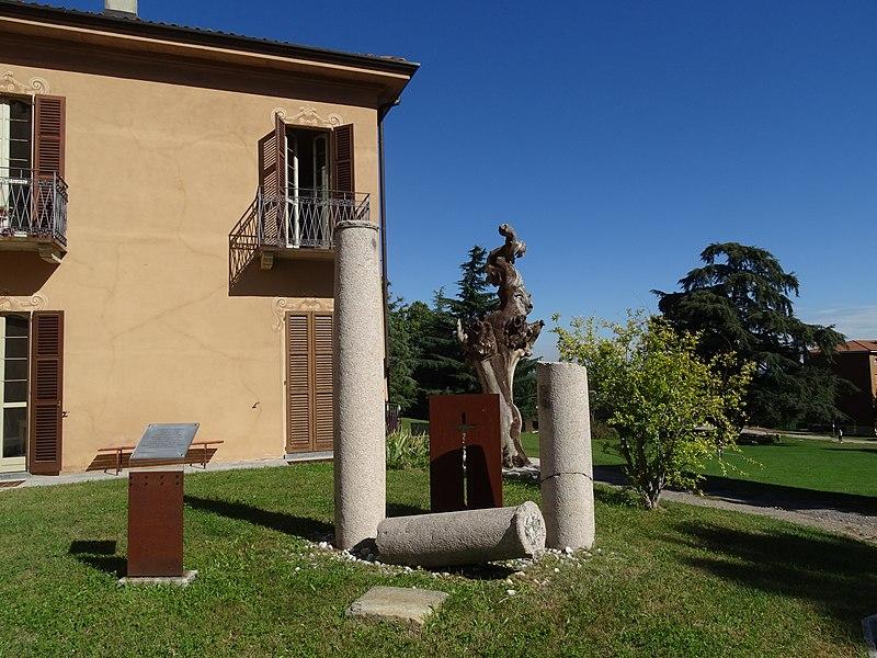 Frosinone riconosce l'eccidio delle foibe - un Monumento delle Foibe