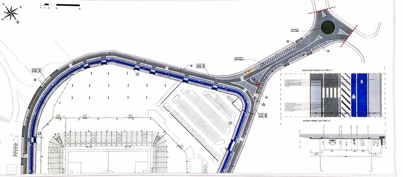 Piano Sociale di Zona - Pista ciclabile di Viale Olimpia