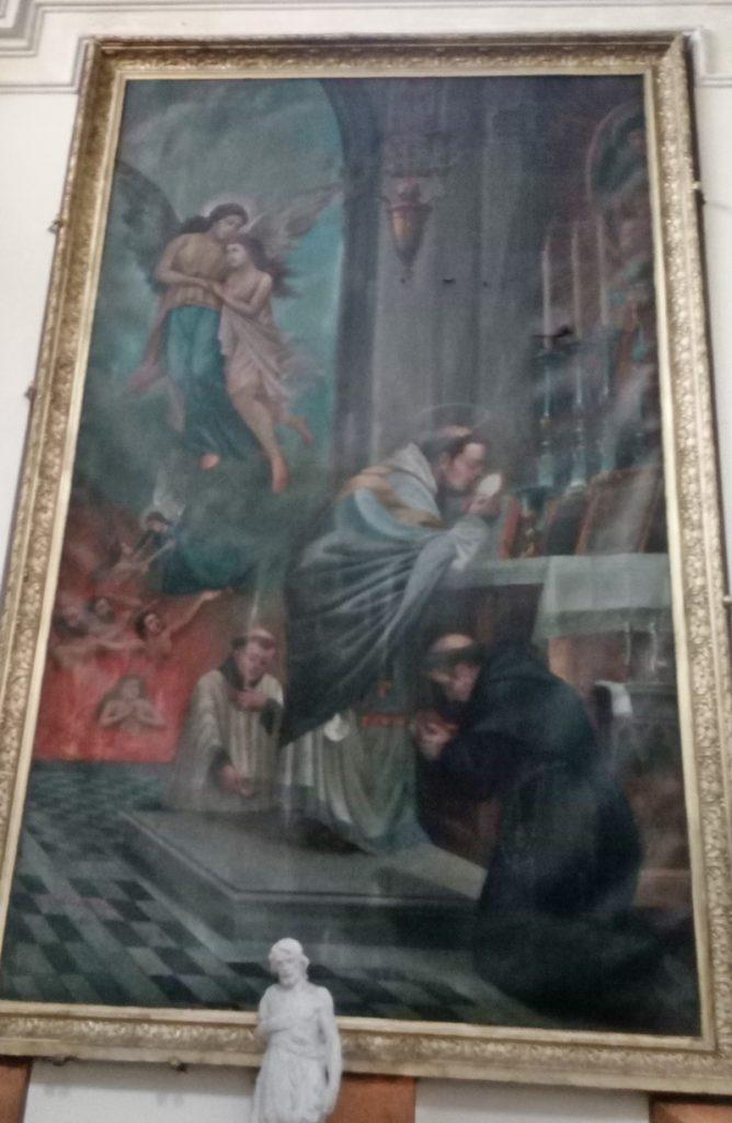 Quadro - un dipinto del settecento