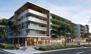 Nuove strutture commerciali a Frosinone - nuovo Quartiere residenziale
