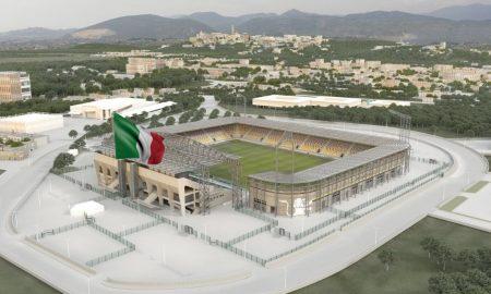 Piano Sociale di Zona - Stadio B Stirpe di Frosinone