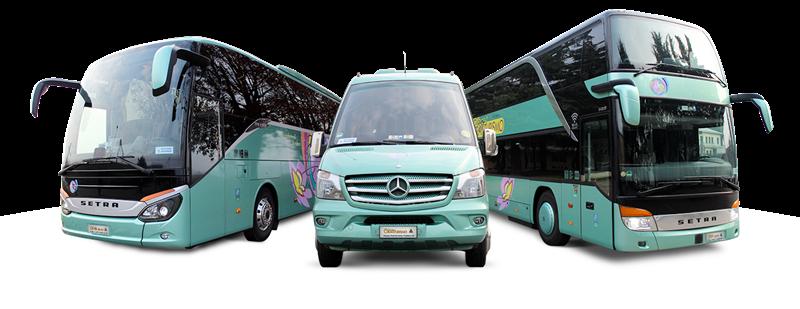 Riqualificazione della stazione - Autobus gran turismo