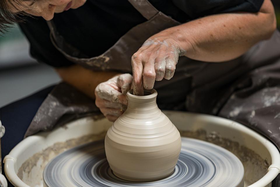 Progetto Solidiamo - corso di Ceramica