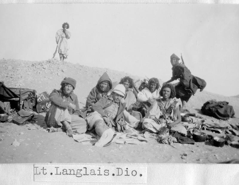 Frosinone ricorda le Marocchinate - i soldati marocchini