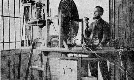 Riccardo Moretti - Lo Scienziato al lavoro