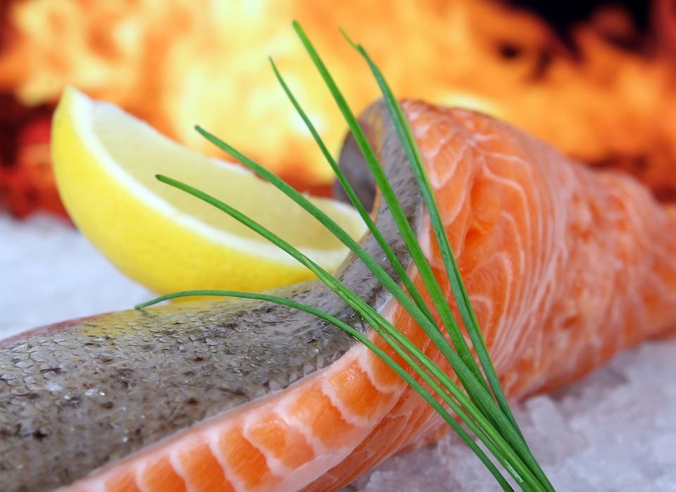 Alimentazione anti #Covid-19 - Salmone fresco