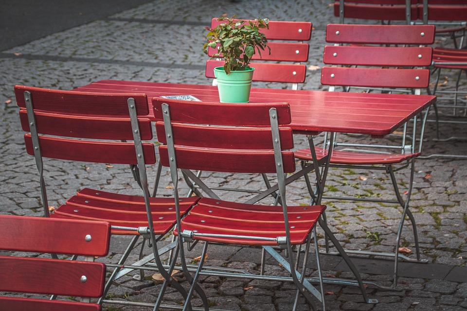 Le terrazze del Belvedere - Tavoli Rossi sul belvedere