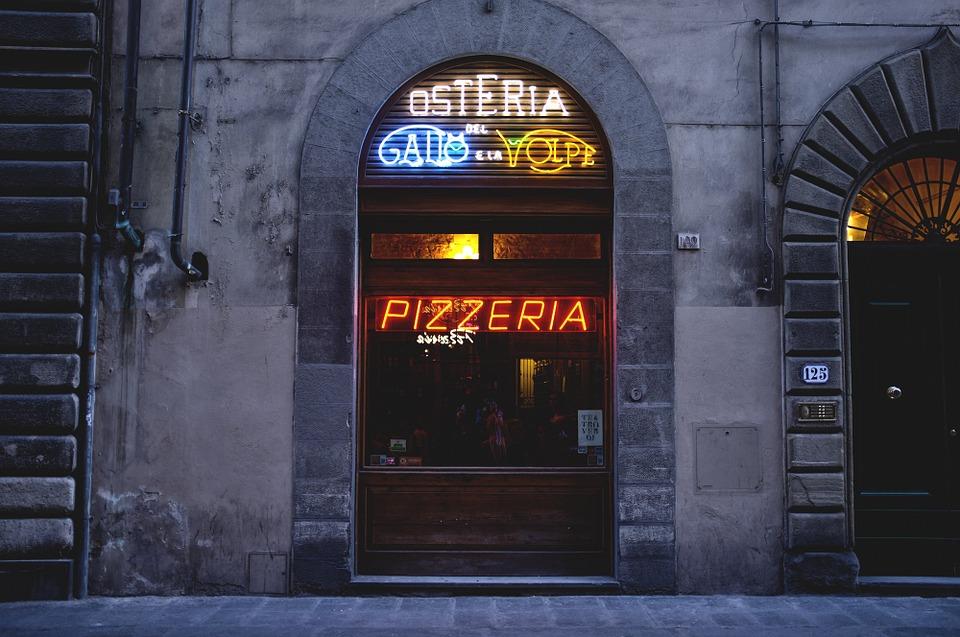 Le terrazze del Belvedere - Tavolo E Pizzeria in centro storico