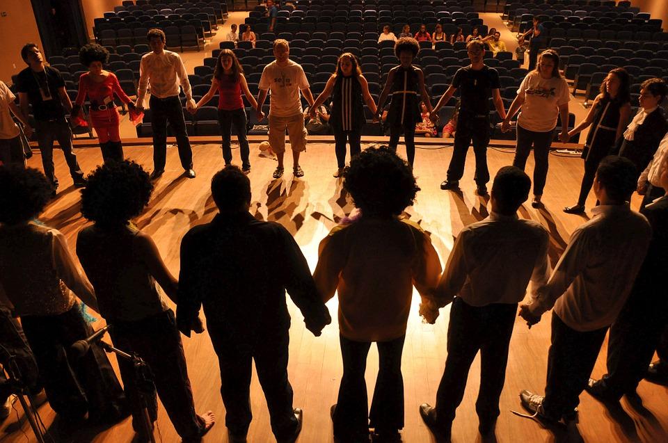 Il Teatro ciociaro - Teatro con compagnia