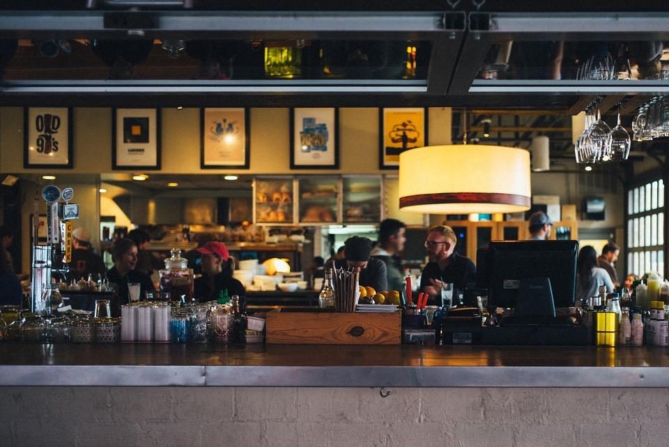 Le terrazze del Belvedere frusinati - Bar con tavoli all'aperto