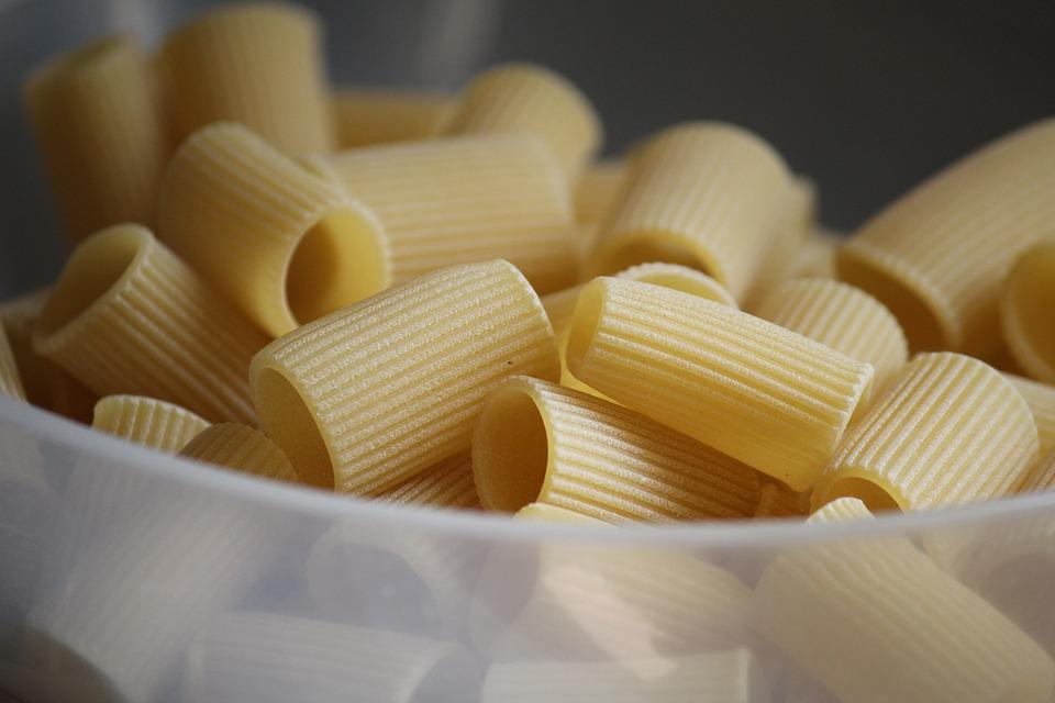 pasta alla genovese - Rigatoni da cuocere