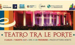 Attori alla ribalta a Frosinone - Teatro 2021 in allestimento