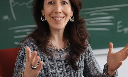 Alessandra Buonanno - la dottoressa Buonanno