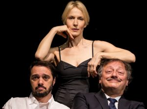 Torna Teatro tra le porte - il cast della commedia