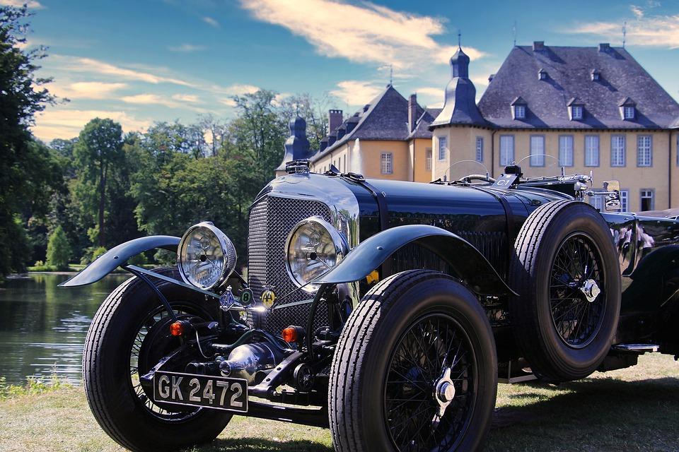 Giornata nazionale del veicolo - Auto inglese