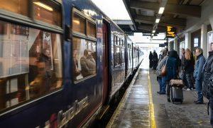Frosinone Latina in treno - Bagagli alla stazione