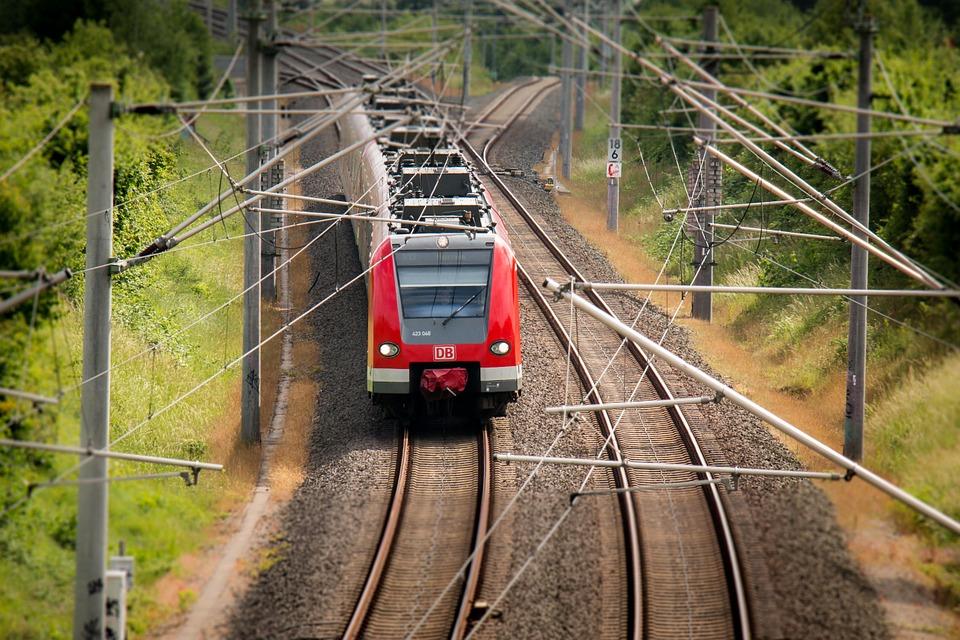 Frosinone Latina in treno - Ferrovia nel frusinate