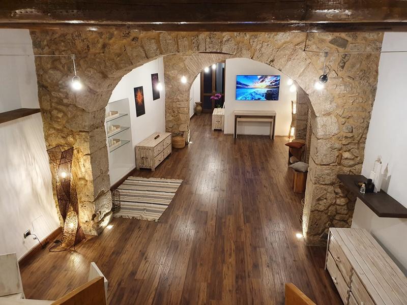 Spazio Olistico Punto Zero - Mura In Pietra del centro storico
