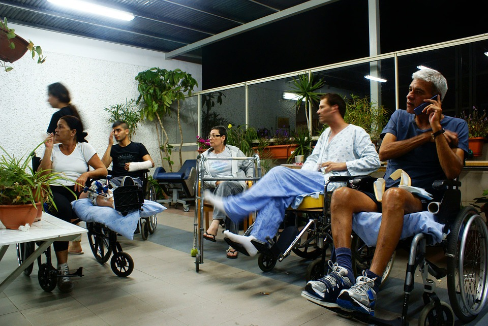 Appalto servizi alla persona - Centro Per Disabili con veranda