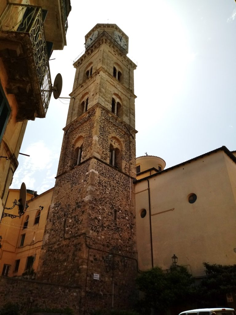Il campanile di Frosinone - Edificio del campanile