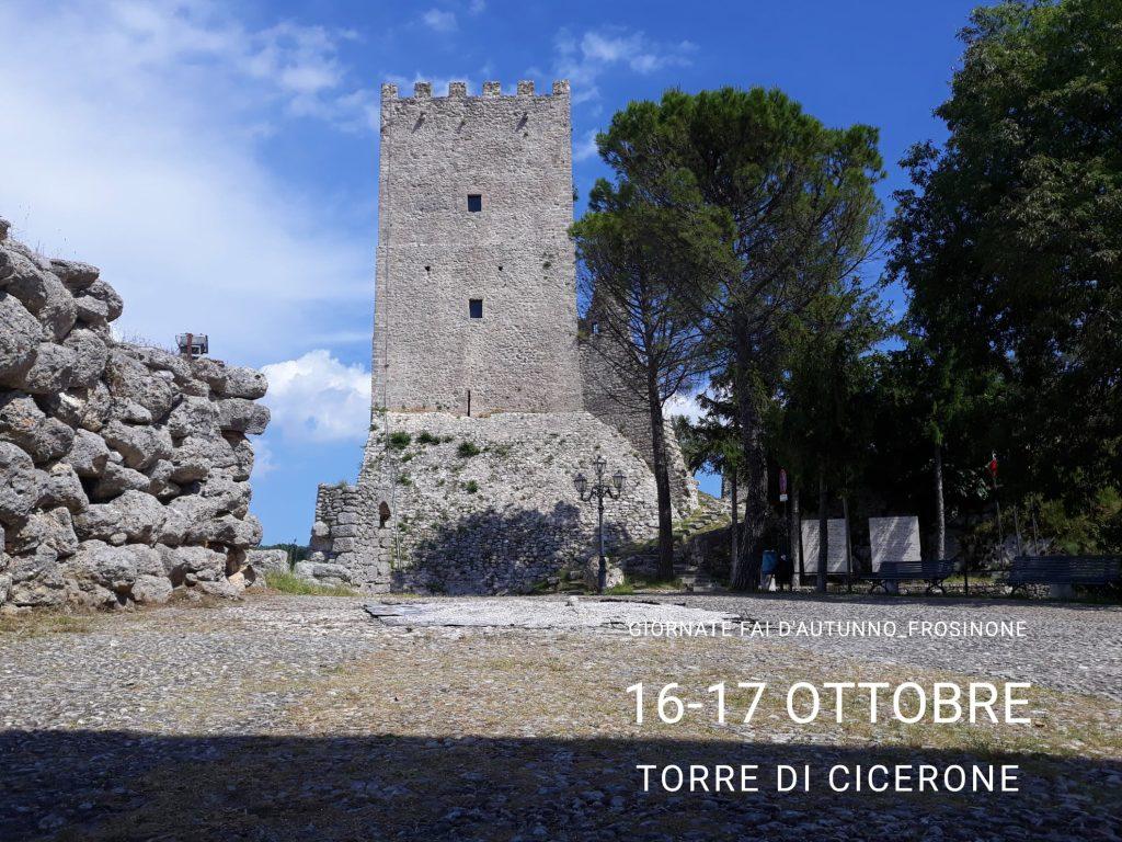Giornate del FAI ad Arpino - Torre Di Cicerone ad Arpino