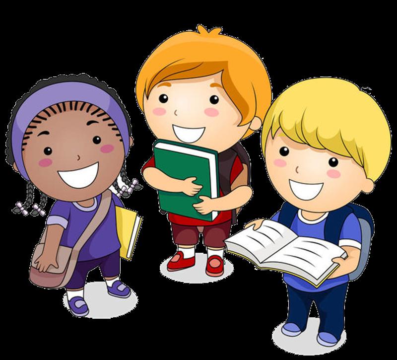 FormAzione Solidiamo - Tre Bambini che vanno a scuola