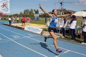 Vittoria di Clara Tasca ad Agropoli