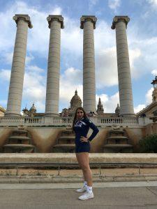 Mara Gueli. Atleta della Nazionale italiana Cheerleading