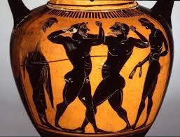 Pugilato antica Grecia