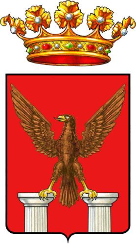 Lo stemma araldico di Gela