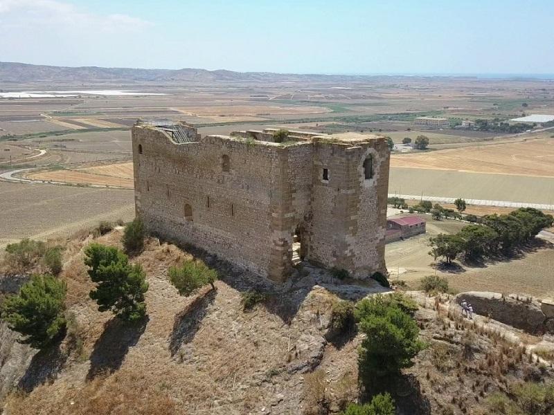 Il Castello Svevo o Castelluccio di Gela
