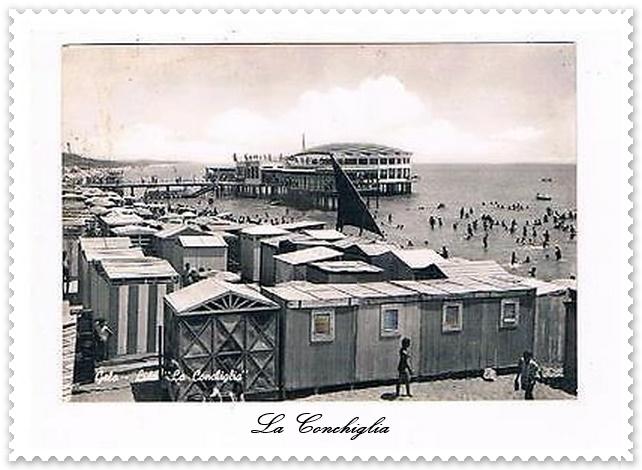 27948 Cartolina Caltanissetta Gela Lido