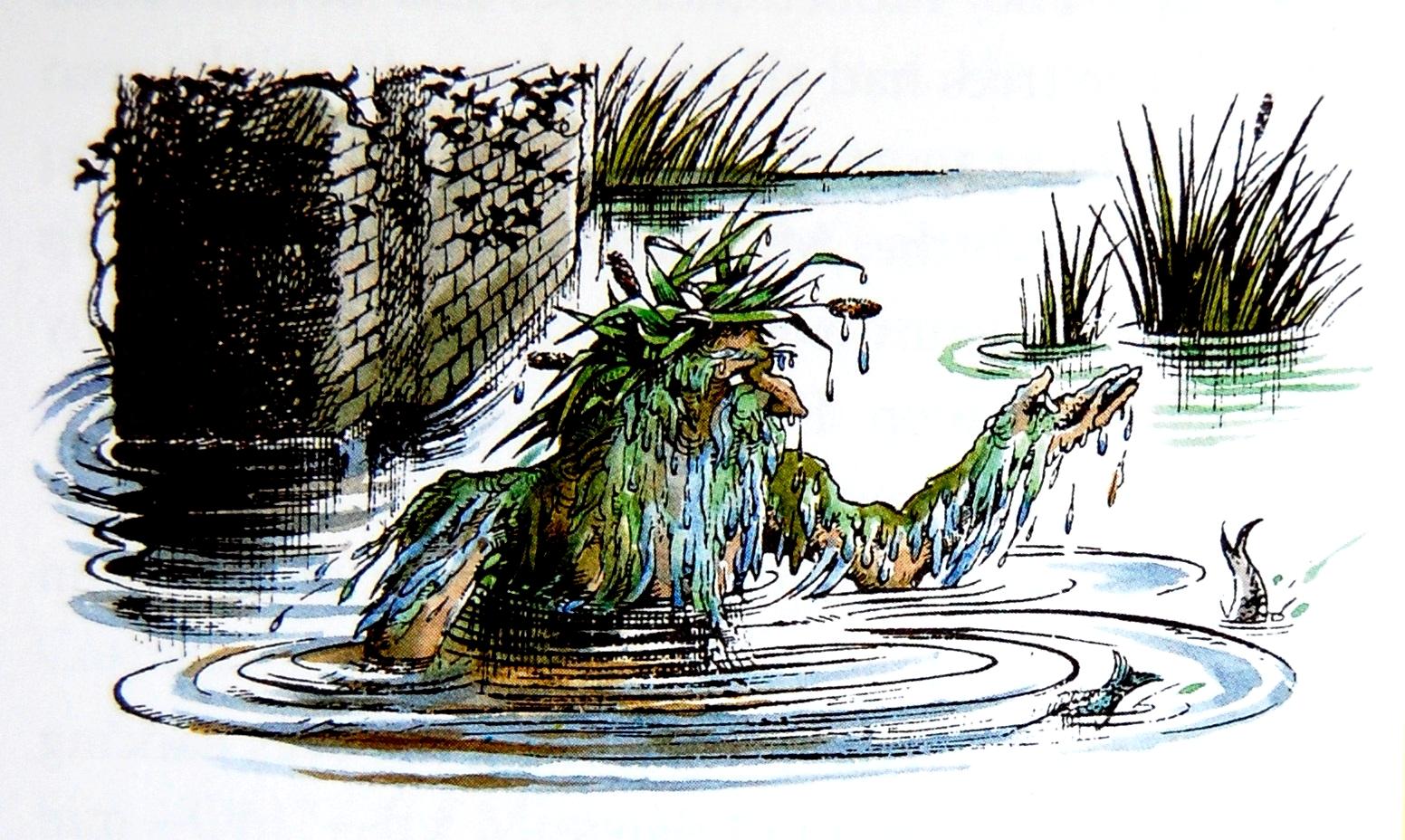 In passato si attribuiva al fiume Gela la figura di un Dio, poiché questo era indispensabile per la regione