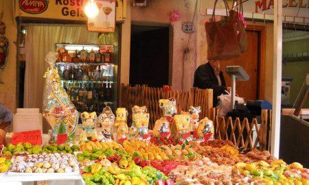Frutta Martorana E Pupi Di Zucchero Foto Di Adele Bucchieri