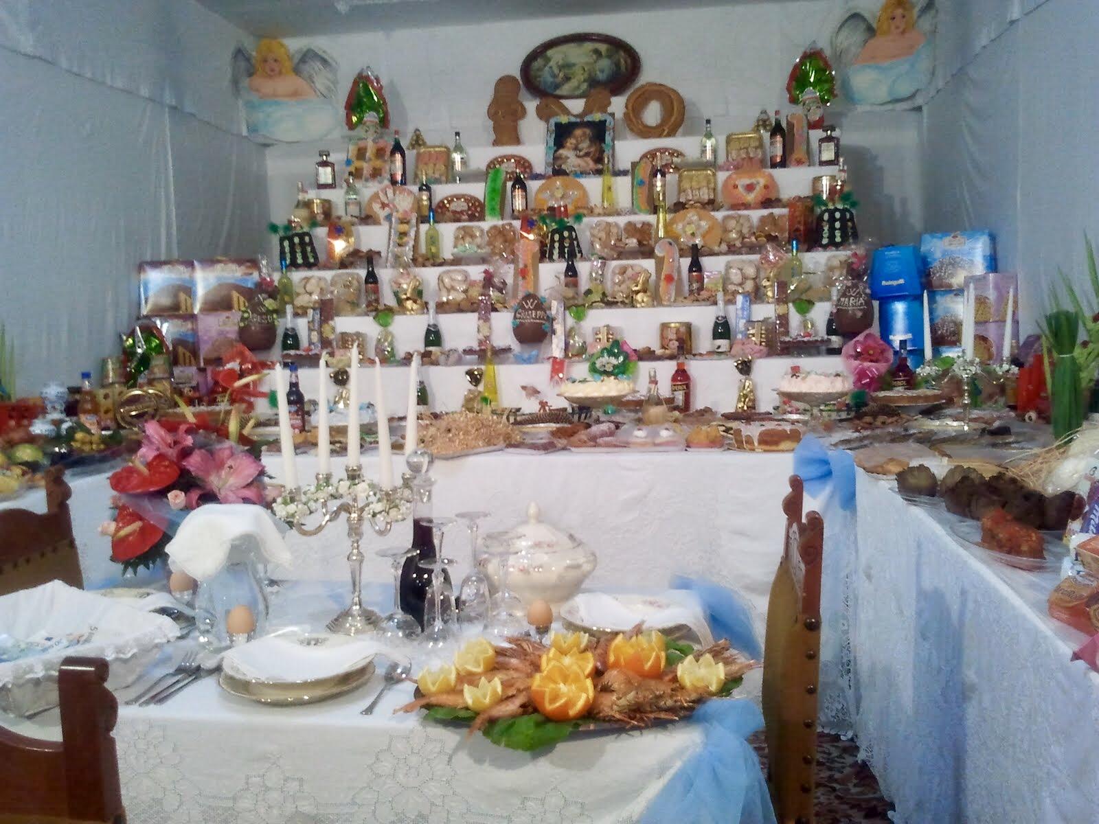 Le Cene di San Giuseppe a Gela