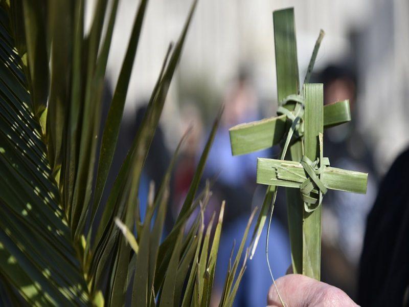 Pasqua a Gela - crocifisso