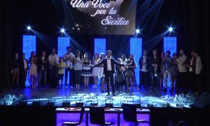 Una Voce Per La Sicilia - giuria sul palco