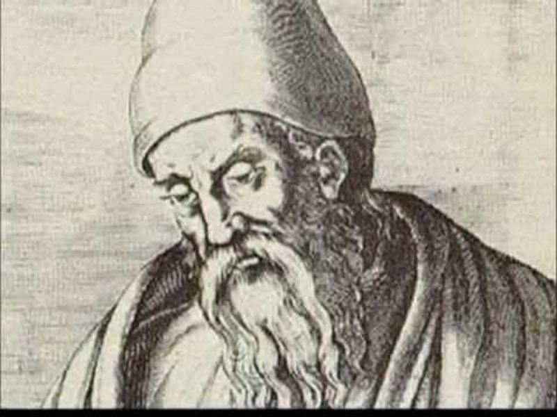 personaggi storici - ritratto di Euclide