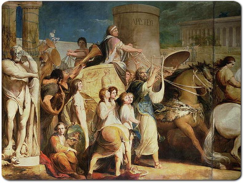 Gela antica: i suoi tiranni