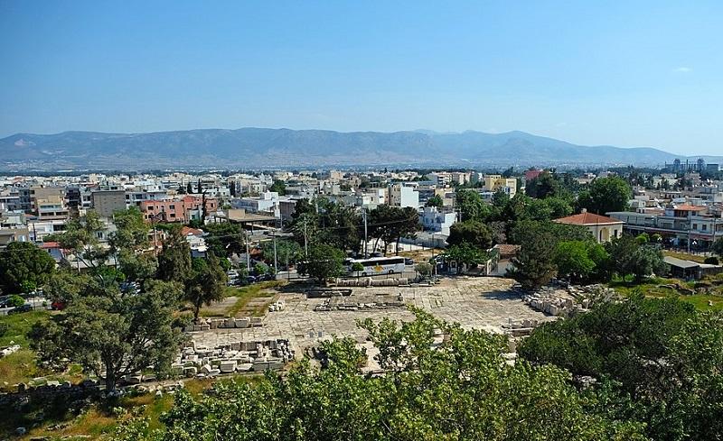 gemellaggi - panorama di Eleusi