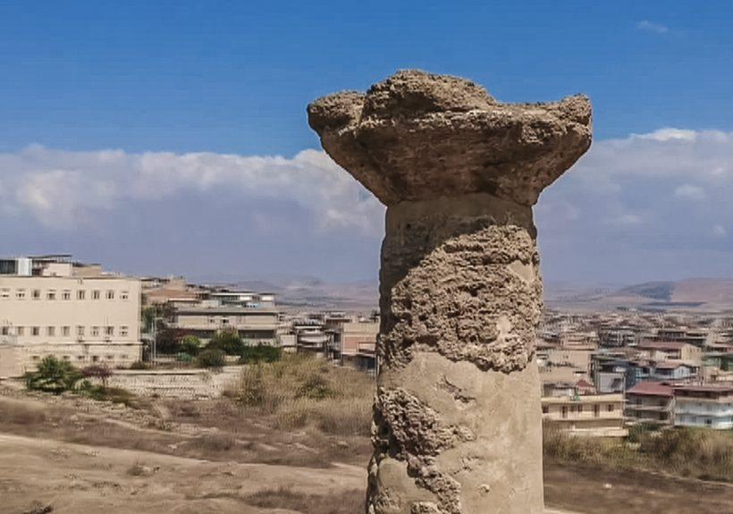 Colonna Dorica, testimonianza dell'antica Grecia