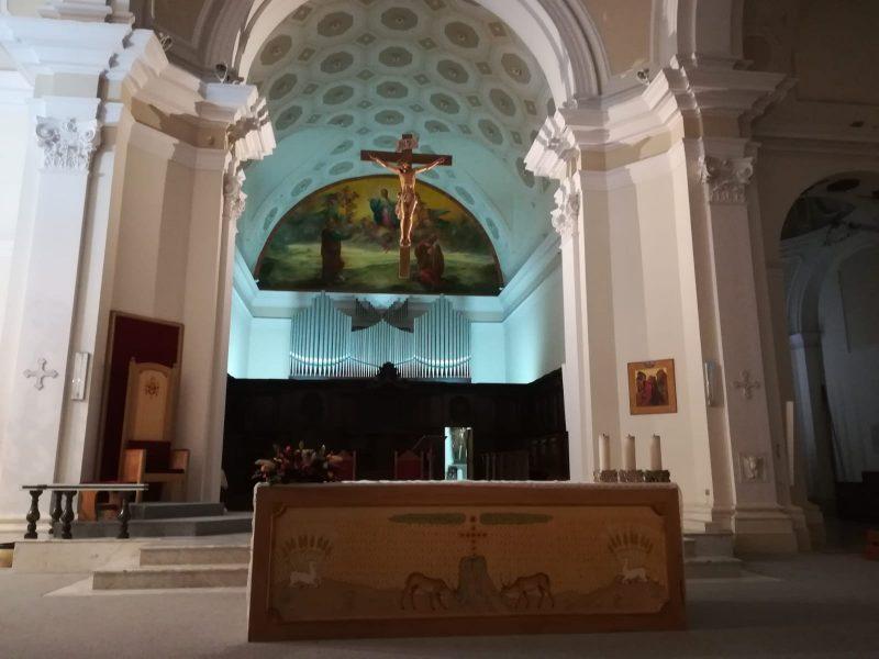 cattedrale - Altare Maggiore