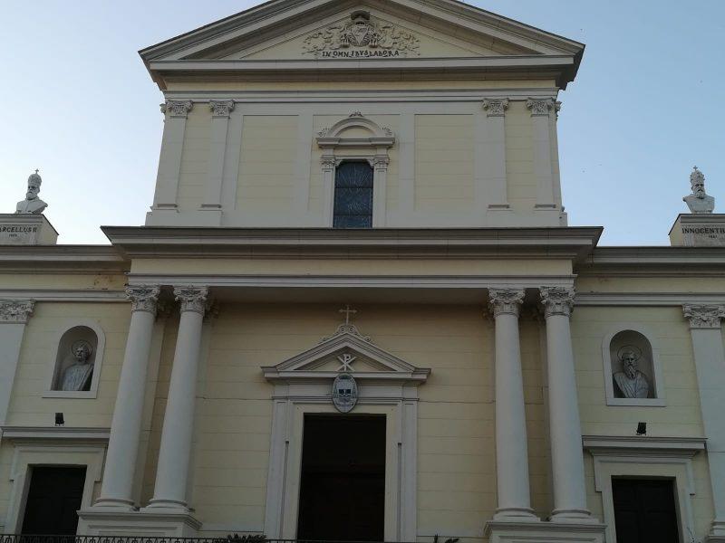 cattedrale - esterno della cattedrale