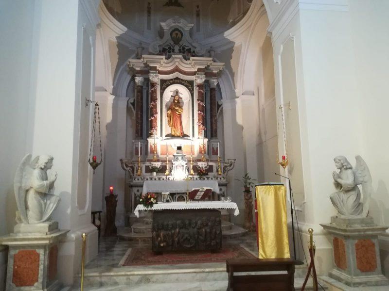 cattedrale - Cappella Del Santissimo
