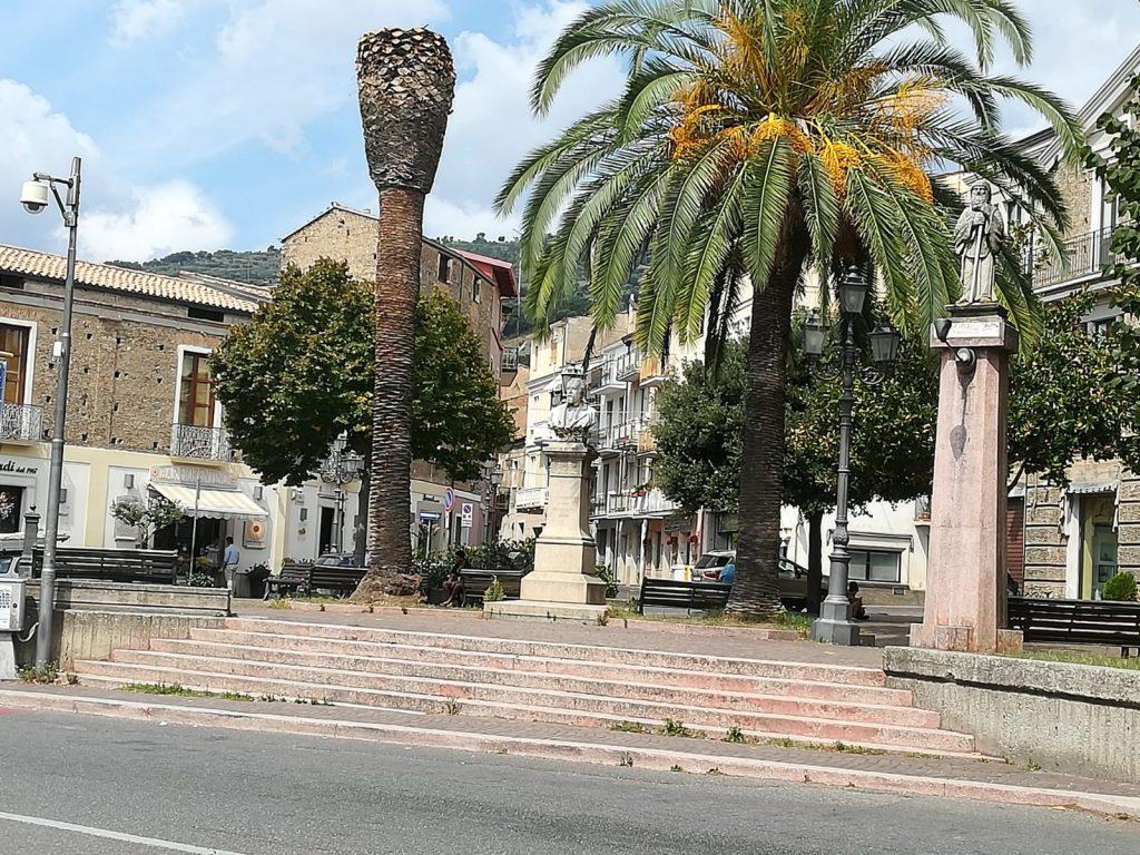 Piazza Fiorentino Sambiase salvatore borelli