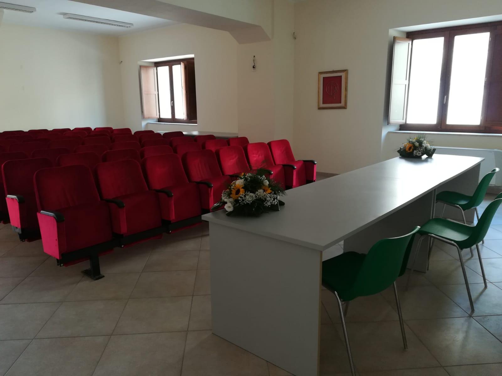 corsi formazione - San Tarcisio, aula