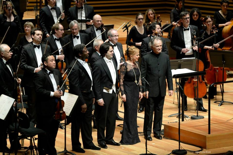 ambasciatore bel canto - Caimi Concerto