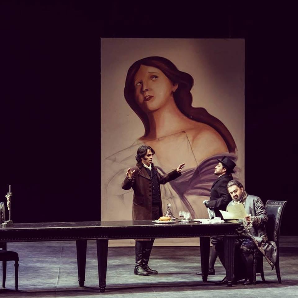 ambasciatore bel canto - Caimi Opera