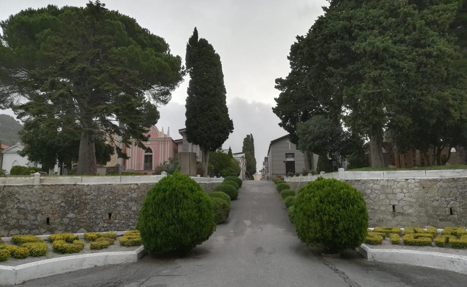 Lutto - Cimitero Lamezia